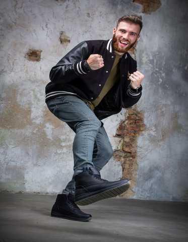 Продам Мужская зимняя обувь FILA