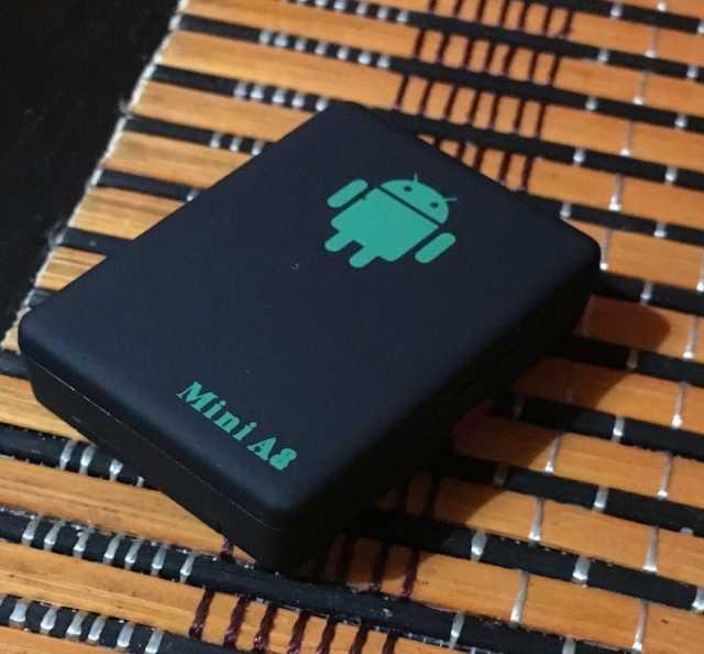 Продам GPS трекер Mini A8