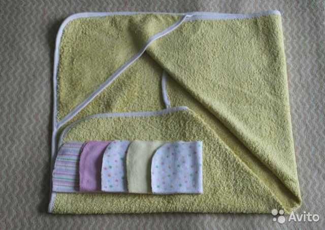 Продам: Полотенце-уголок для малыша
