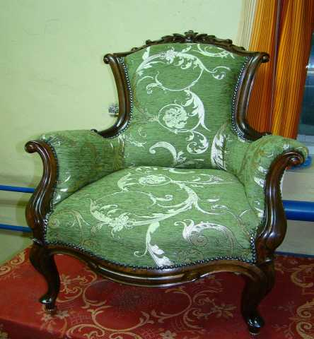 Продам: Перетяжка диван