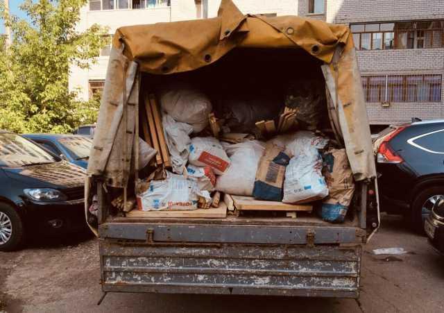 Предложение: Газель вывоз строительного мусора