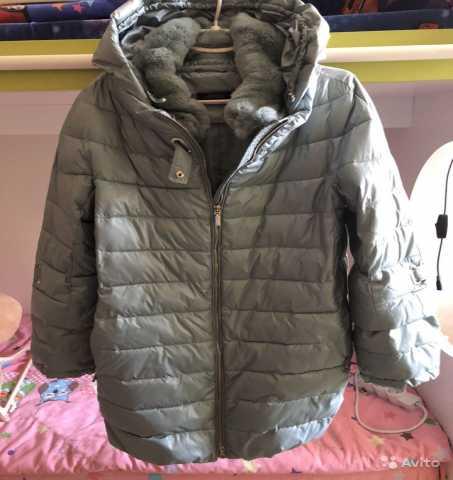 Продам: Зимнюю куртку для берееменных