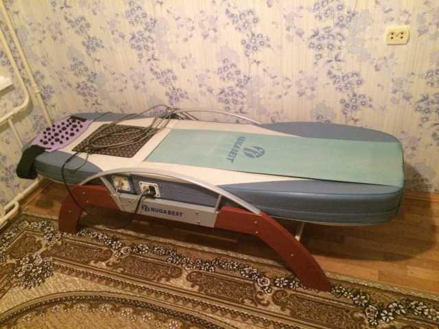 Продам: массажёр -кровать Нуга Бест
