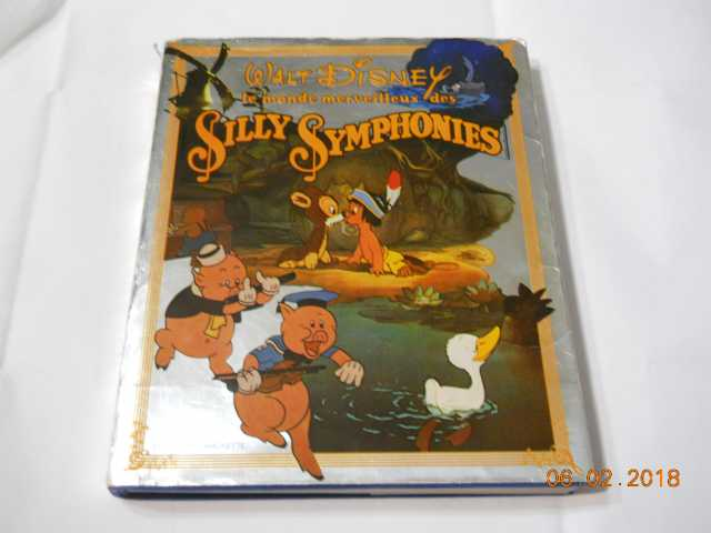 Продам: Walt Disney. Silly Symphonies