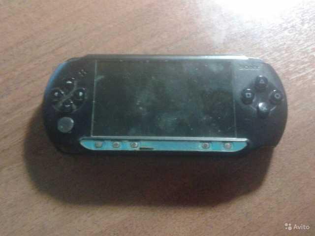 Продам: Sony PSP E1000