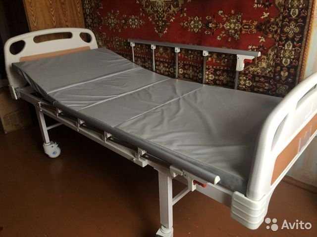 Продам Кровать медицинская механическая 2 функц