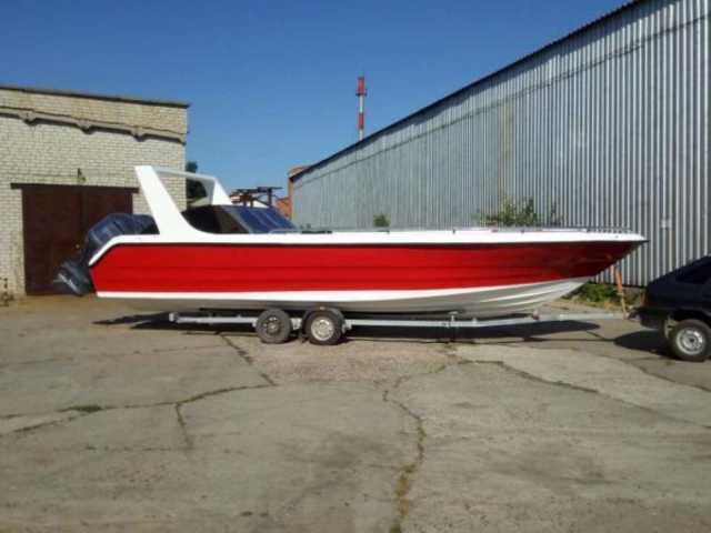 Продам Стильный моторный катер Касатка ПРО900
