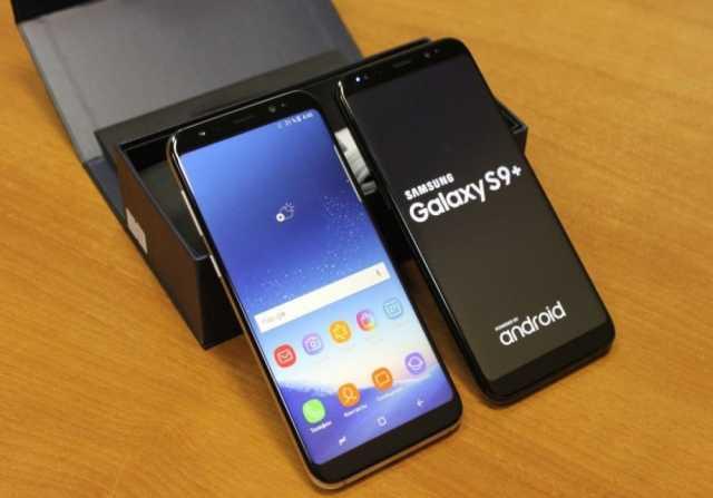 Продам Samsung Galaxy S9