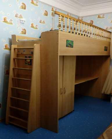 Продам: Кровать-чердак
