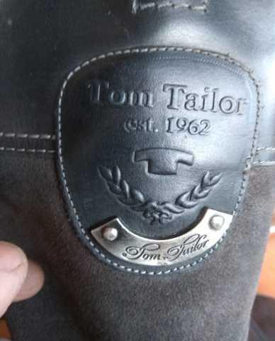 Продам Сапоги Tom Tailor (Германия). Р-р 39