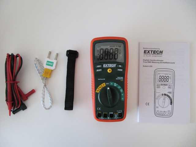 Продам Мультиметр Extech EX470A с поверкой