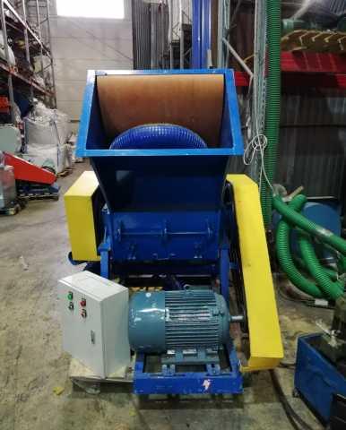Продам дробилку для мягких отходов полимеров