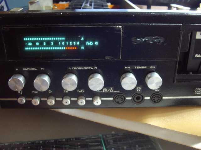 Продам Магнитофон Маяк -233 С