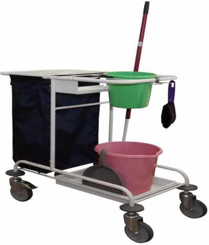 Продам Тележка для уборки помещений в лечебных