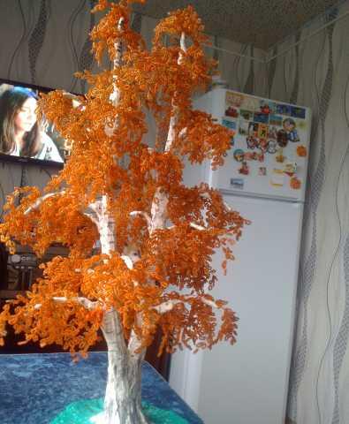 Продам Дерево из биссера