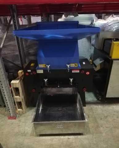 Продам дробилку XFS 600 для работы с пластиком