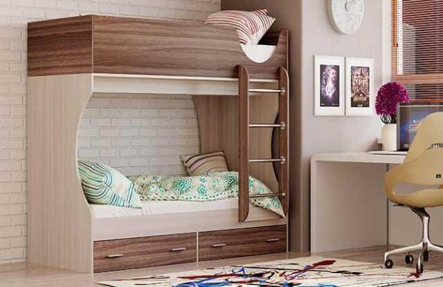 Продам Кровать двухъярусная Д2