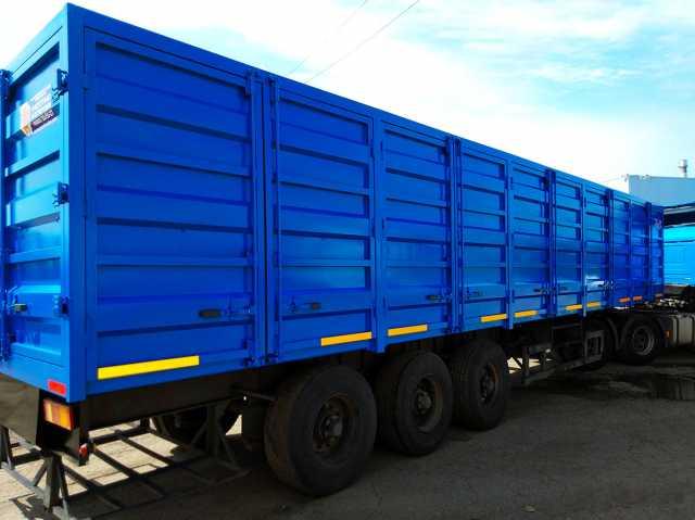 Предложение: ремонт и изготовление кузовов и фургонов