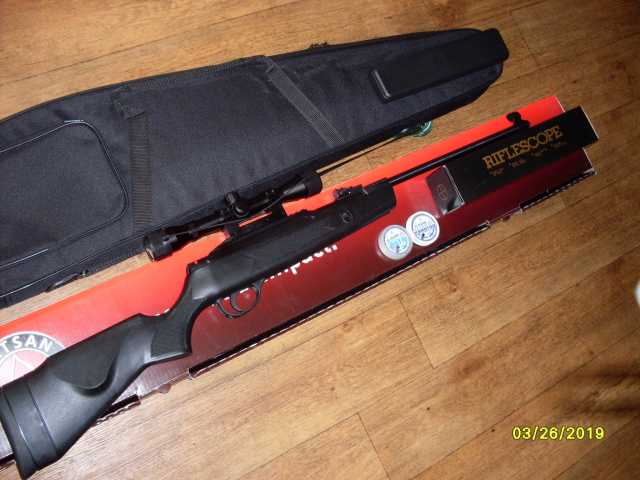 Продам Пневматические винтовки HATSAN Striker