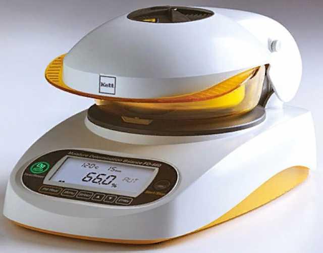 Продам: Анализатор влажности продуктов FD 660
