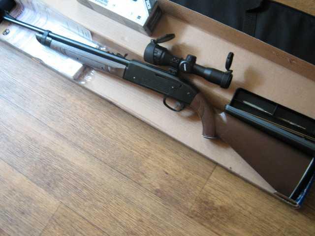 Продам Пневматические винтовки Crosman-2100 Cl
