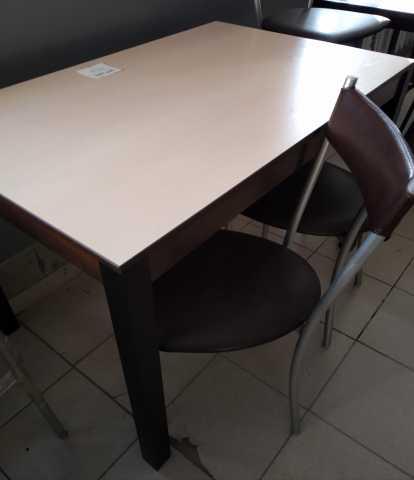 Продам Стол на металлокаркасе