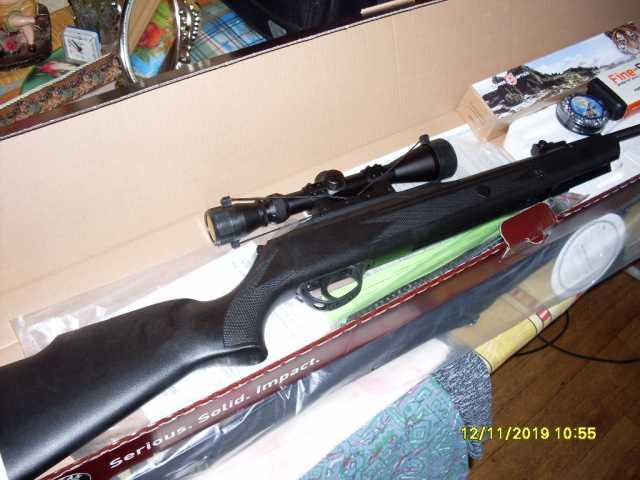 Продам Пневматические винтовки HATSAN 124
