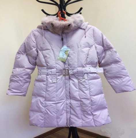 Продам: Теплая женская куртка розовая приталенна