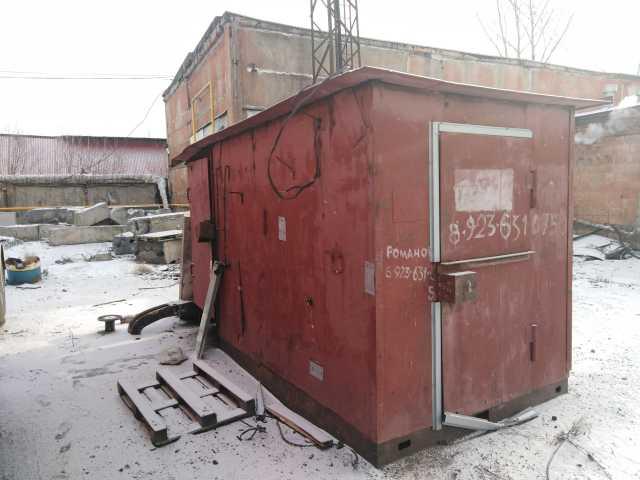 Продам Бытовка (строительный вагончик)