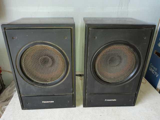 Продам Система акустическая 10ас-207 Романтика