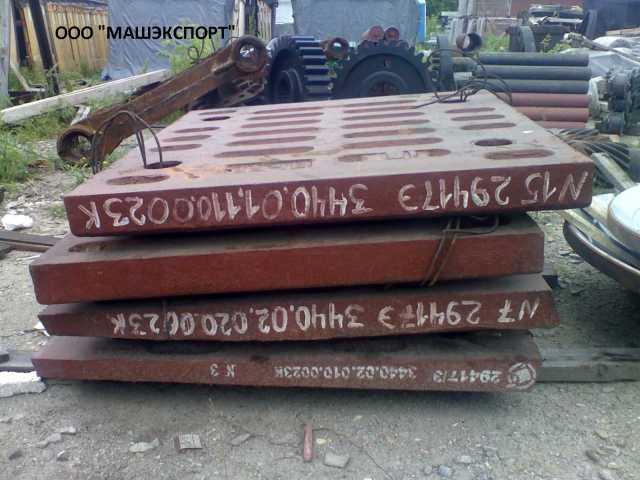 Продам Плиты распорные и дробящие СМД-108,109,1