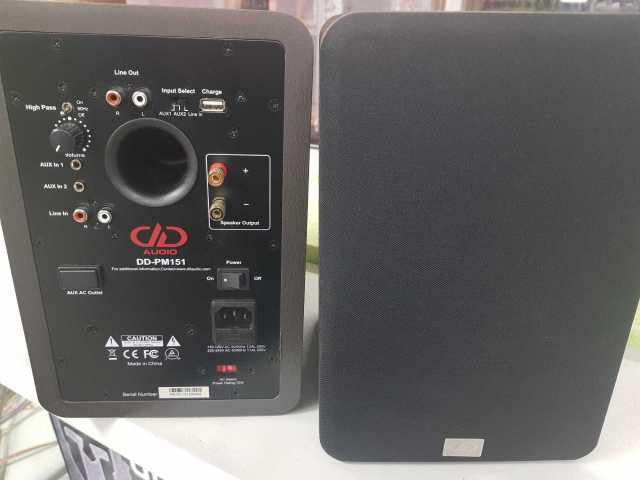Продам DD audio DD-PM151
