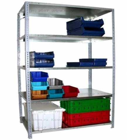 Предложение: Производство складского оборудования