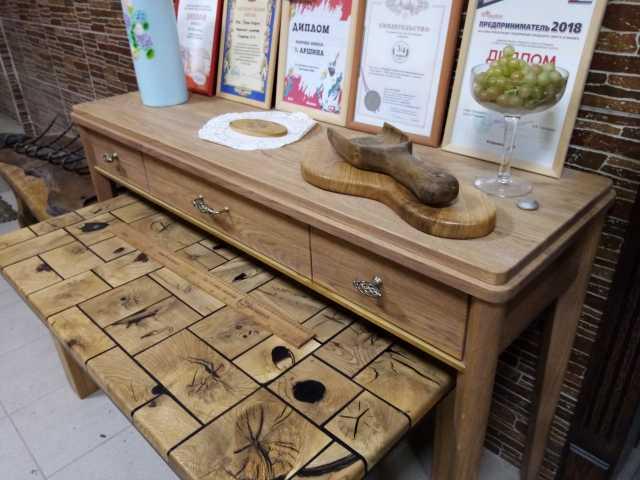 Продам: Мебель из древесины