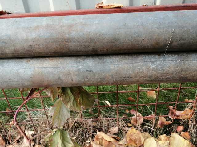 Продам Трубы оцинкованные, стальные, нержавеющ