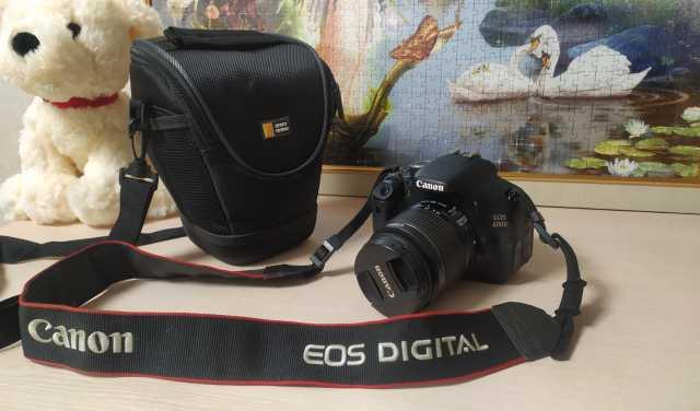 Продам: Фотоаппарат Canon 600D
