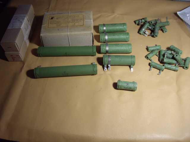 Продам Резисторы С5-35в-50 и С5-35в-100