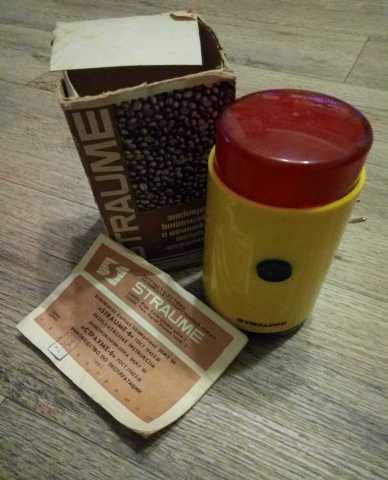 Продам: электро-кофемолка (не работает)1992 г.в