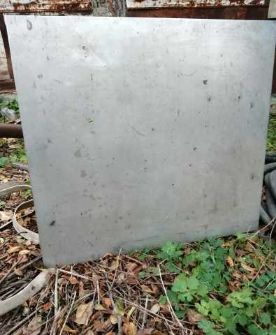 Продам Листы металла стальные и нержавеющие