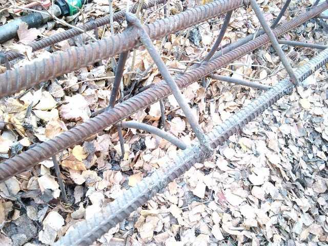 Продам Сварной стальной арматурный каркас