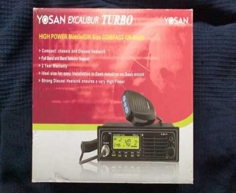 Продам Рация Yosan excalibur turbo
