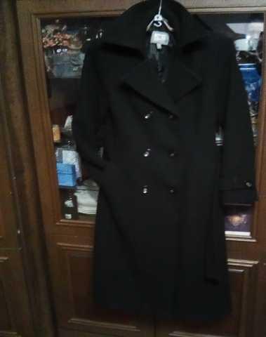 Продам Пальто женское черное