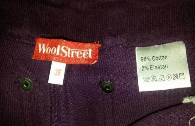 """Продам Джинсы """"WoolStreet"""", р-р 44-46"""