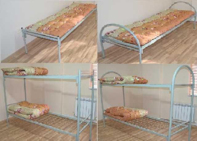 Продам кровати металличес с бесплат доставкой
