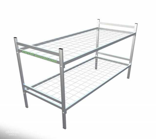 Продам кровать металличес с доставкой