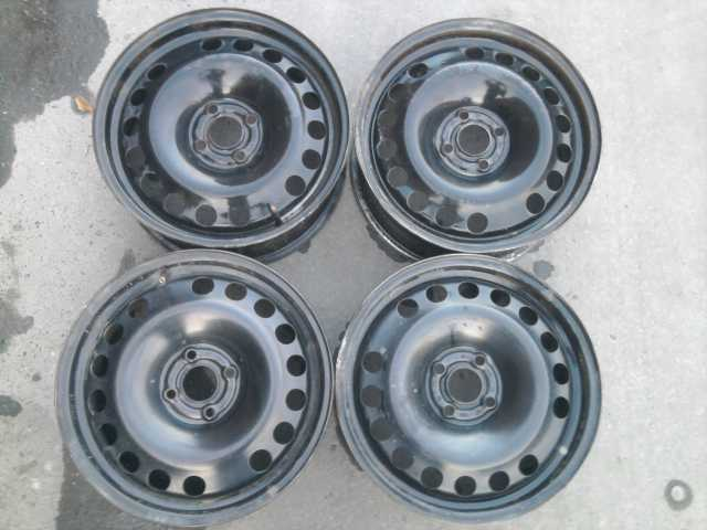 Продам диски стальные 4/100 R-15