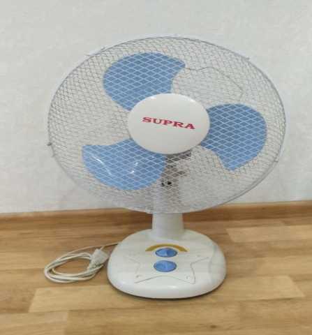 Продам Настольный Вентилятор Supra VS-1201