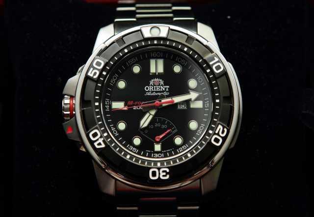 Продам Orient M-Force EL06001B