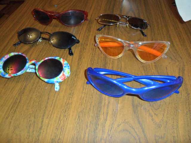 Продам: Солнцезащитные очки детские