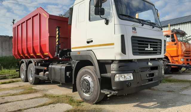 Продам: Ломовоз МАЗ 6312С5-8525-012